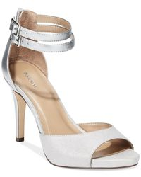 Style & Co. | Metallic Style&co. Branden Double Strap Pumps | Lyst