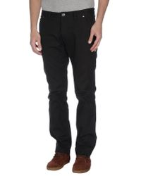 Guess - Gray Casual Trouser for Men - Lyst