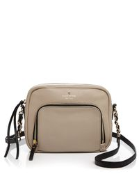 kate spade new york - Gray Cobble Hill Rosie Crossbody - Lyst
