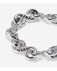 Cole Haan | Metallic Logo Link Bracelet | Lyst
