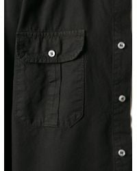 Bliss and Mischief | Black 'Surplus' Workwear Shirt | Lyst