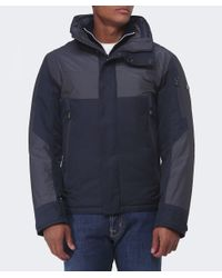 BOSS Green | Blue Jabs Jacket for Men | Lyst