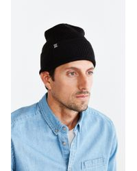 Herschel Supply Co. - Black Frankfurt Beanie for Men - Lyst