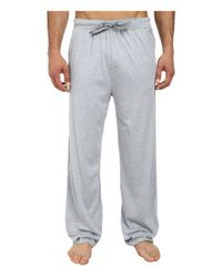Tommy Bahama | Gray Heather Cotton Modal Jersey Lounge Pants for Men | Lyst