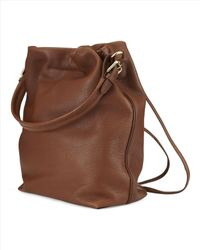 Jaeger - Brown Penhurst Backpack - Lyst