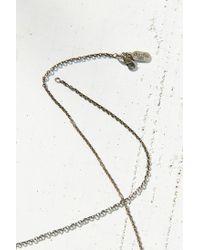 Pyrrha - Metallic Power To Heal Talisman Necklace - Lyst