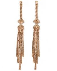 Vivienne Westwood | Metallic Maria Earrings | Lyst