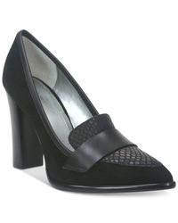 Tahari - Black Aimee Pumps - Lyst