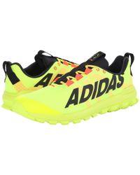 Adidas   Yellow Vigor 6 Tr for Men   Lyst
