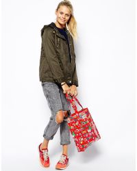 Cath Kidston - Multicolor Bookbag With Gusset - Lyst