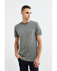 Urban Outfitters - Gray San Antonio Spurs Vintage Logo Tee for Men - Lyst