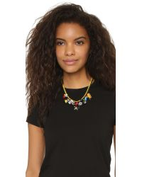 Venessa Arizaga - Yellow Mira Mikati All Star Necklace - Lyst