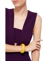 Mark Davis | Multicolor Spessartite Garnet Bakelite Bangle | Lyst