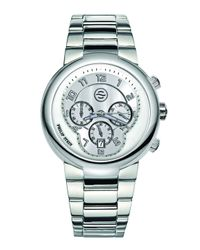 Philip Stein - Metallic Large Active Stainless Steel Bracelet Watch - Lyst
