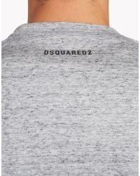 DSquared² | Gray Sexy Muscle Fleece Fit Sweatshirt for Men | Lyst