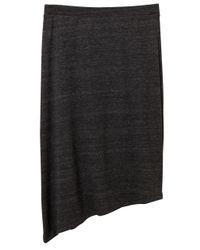 Alternative Apparel - Black Triple Dare Eco-jersey Skirt - Lyst