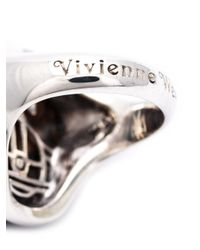 Vivienne Westwood | Brown 'ryan' Stone Ring | Lyst