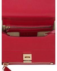 Givenchy - Mini Pandora Box Textured Leather Bag - Lyst