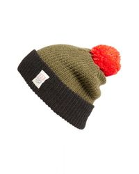 Topo Designs | Green Pom Beanie for Men | Lyst