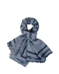 Napapijri | Gray Scarf for Men | Lyst