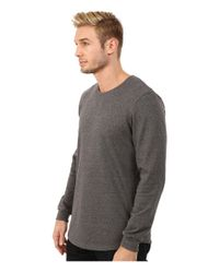 Alternative Apparel | Black P.e. Eco-jersey Crew T-shirt for Men | Lyst