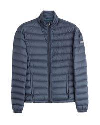 Woolrich   Blue Sundance Down Jacket for Men   Lyst