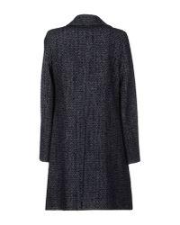 Fontana Couture - Blue Coat - Lyst