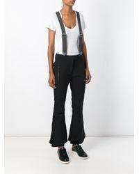 Adidas By Stella McCartney - Black 'motocross' Trousers - Lyst