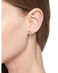 Splendid   Metallic Gorjana Flamingo Stud Earrings   Lyst