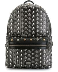 Dolce & Gabbana - Black 'volcano' Backpack for Men - Lyst