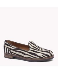 Tommy Hilfiger | Multicolor Suede Printed Loafer | Lyst