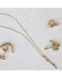Kelly Wearstler | Metallic Faxon Necklace | Lyst