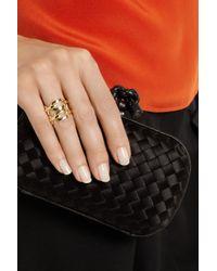 Jennifer Fisher - Metallic Gold-Plated Ring - Lyst