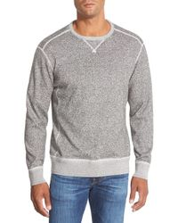 Tommy Bahama | Black 'windward' Crewneck Sweatshirt for Men | Lyst