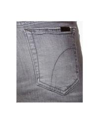 Joe's Jeans - Gray Joe's Flared Ashlie Wash Jeans - Lyst