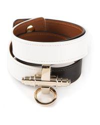 Givenchy - Black Obsedia Bracelet - Lyst