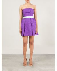 Mary Katrantzou - Pink 'jq Rayner' Dress' - Lyst