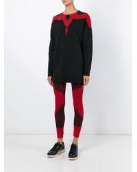 Marcelo Burlon - Black Wing Print Sweatshirt - Lyst