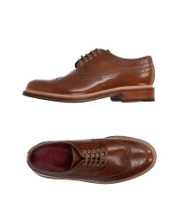 Foot The Coacher - Brown Lace-up Shoes for Men - Lyst