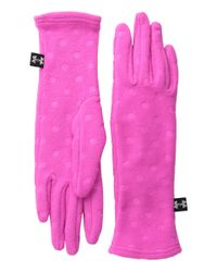 Under Armour | Pink Ua Cozy Glove (youth) | Lyst