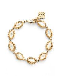 Kendra Scott | Metallic 'jana' Line Bracelet | Lyst