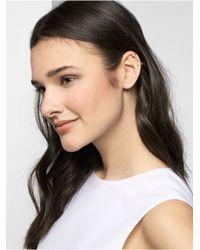 BaubleBar - Metallic Gold Brace Ear Cuff - Lyst