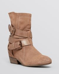 Naya - Brown Boots - Fisher - Lyst