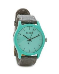 Nixon | Mod Acetate Watch - Light Blue/Grey | Lyst