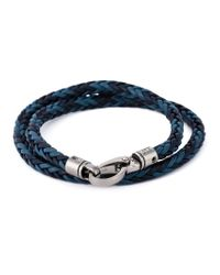 Tod's | Metallic 'my Colours' Bracelet for Men | Lyst