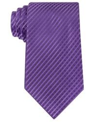 Sean John | Purple Tilly Solid Ii Tie for Men | Lyst