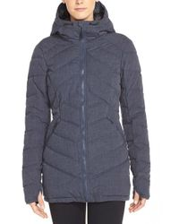 Bench Blue 'city Therapy' Water Resistant Jacket