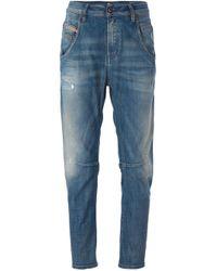 DIESEL - Blue 'fayza' Jeans - Lyst