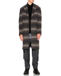 Casely-Hayford - Gray Wentworth Chesterfield Coat - Lyst