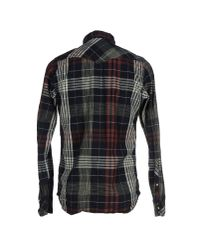 DIESEL | Blue Shirt for Men | Lyst